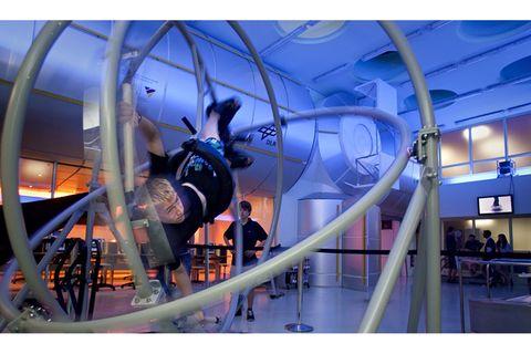 Orbitall-Spacecamp: Die Astronauten der Zukunft - Schüler machen sich fit fürs All