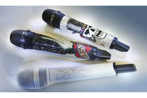 Mikrofone: die fantastischen Tonfänger