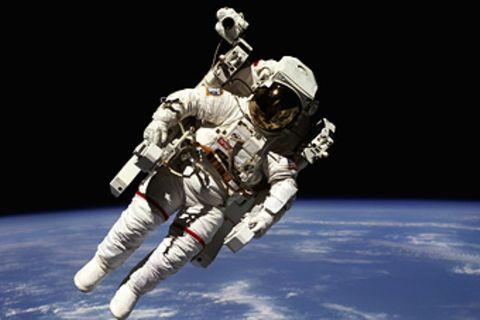 Themen-Special Raumfahrt: Teaser