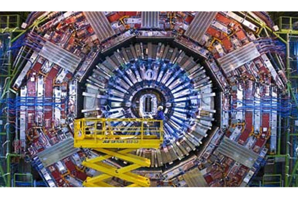 Wissenschaft: CERN: Teilchenjagd im Untergrund