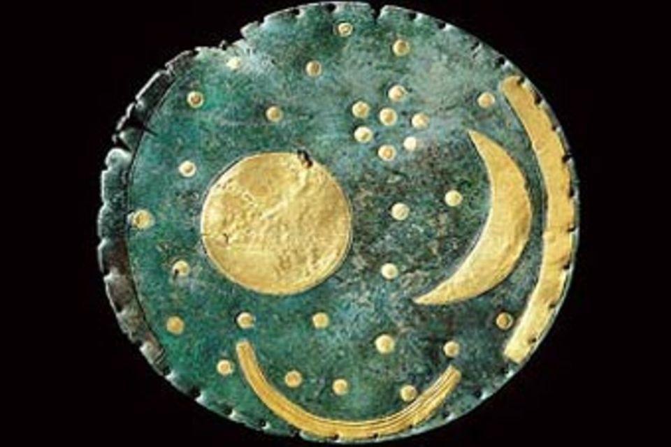 """Himmelsscheibe von Nebra: Archäologie: Krimi um die """"Himmelsscheibe"""""""