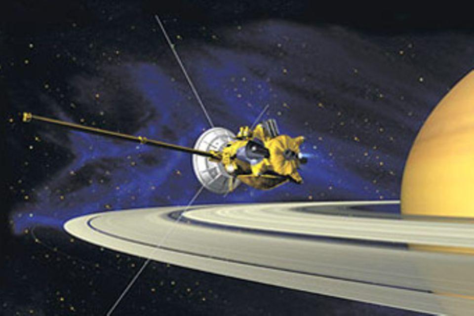 Wissenschaft: Saturn - Planet der Ringe