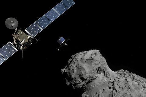 Rosetta: Rosetta ist da!