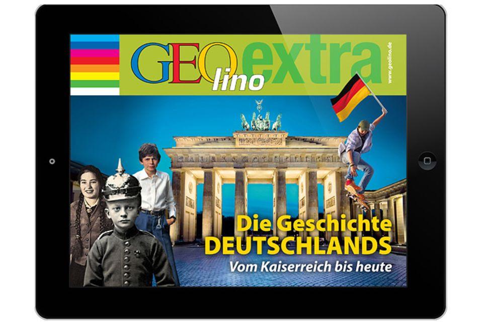 Apps: Die GEOmini Apps