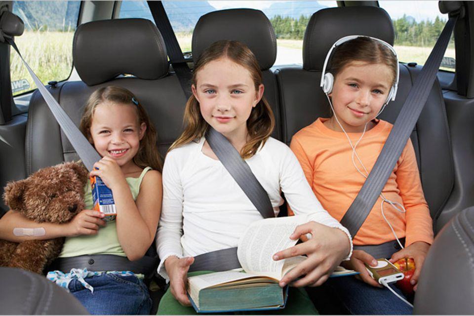 Auto fahren: Diese Stau-Spiele helfen gegen Langeweile