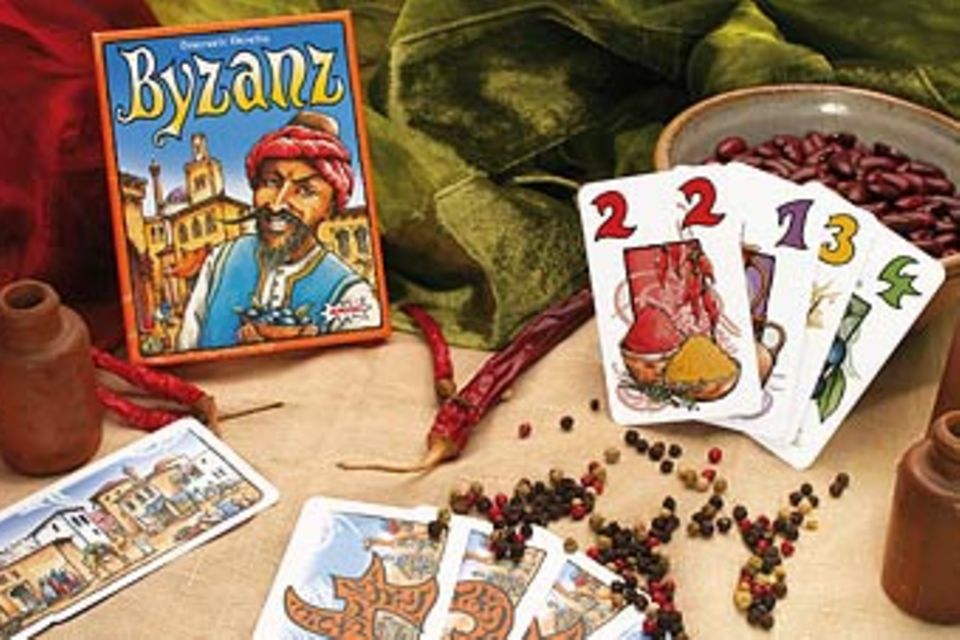 Brettspieltipp: Byzanz