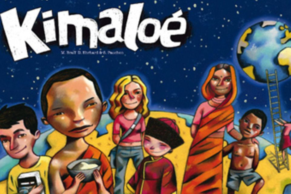 Brettspieltipp: Kimaloé