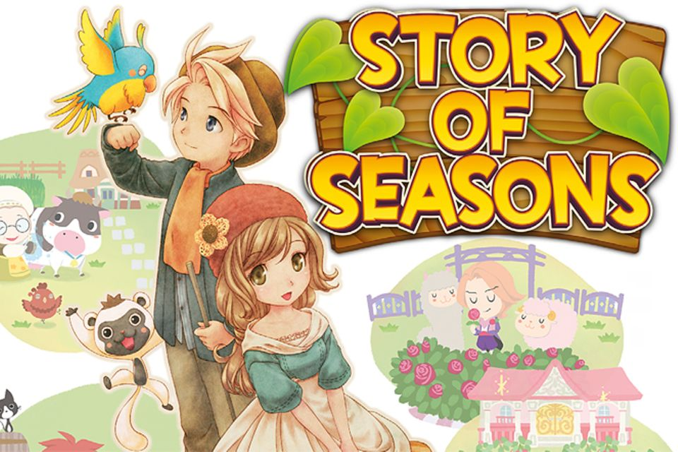 Konsolenspiel: Spieltipp: Story of Seasons