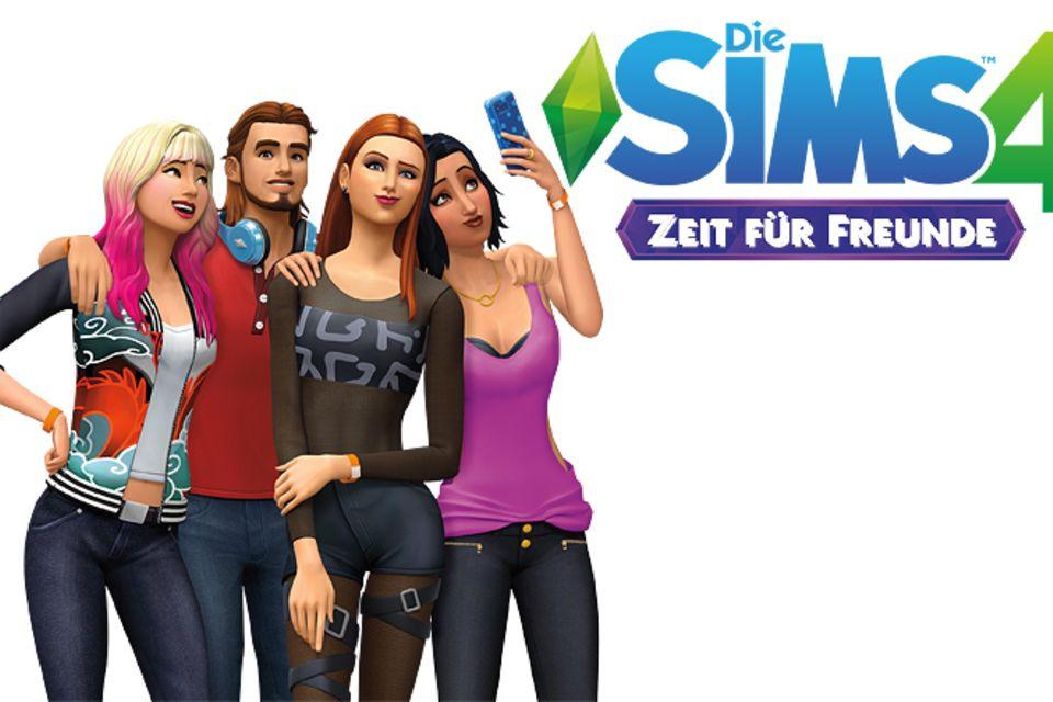Spieletest: Spieltipp: Die Sims 4 - Zeit für Freunde