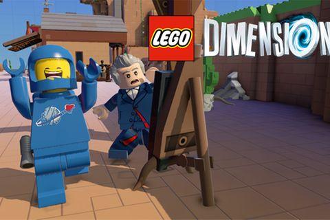 Konsolenspiel: Spieltipp: LEGO Dimensions