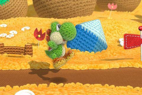 Konsolenspiel: Spieltipp: Yoshi's Woolly World