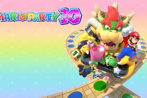 Konsolenspiel: Mario Party 10