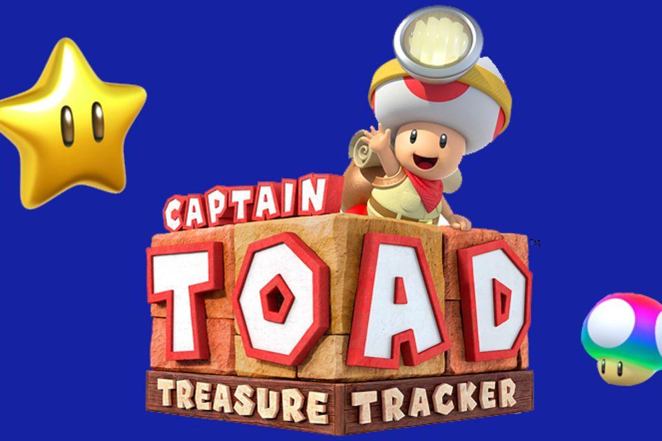 Spieletest: Captain Toad - Treasure Tracker