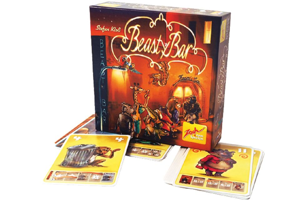Spieletests: Spieltipp: Beasty Bar