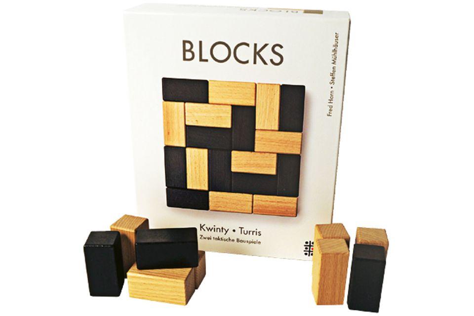 Spieletests: Spieltipp: Blocks