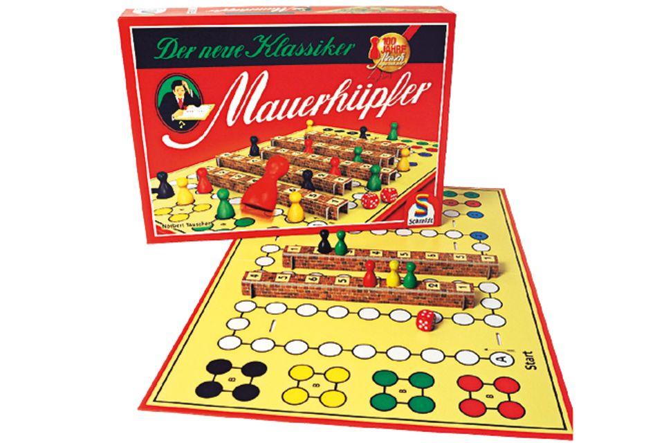 Spieletests: Spieltipp: Mauerhüpfer