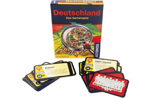 Spieletests: Spieltipp: Deutschland - das Kartenspiel