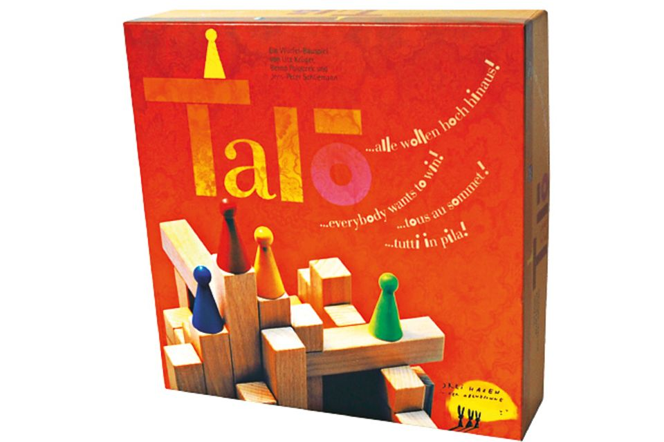 Spieletests: Spieltipp: Talo