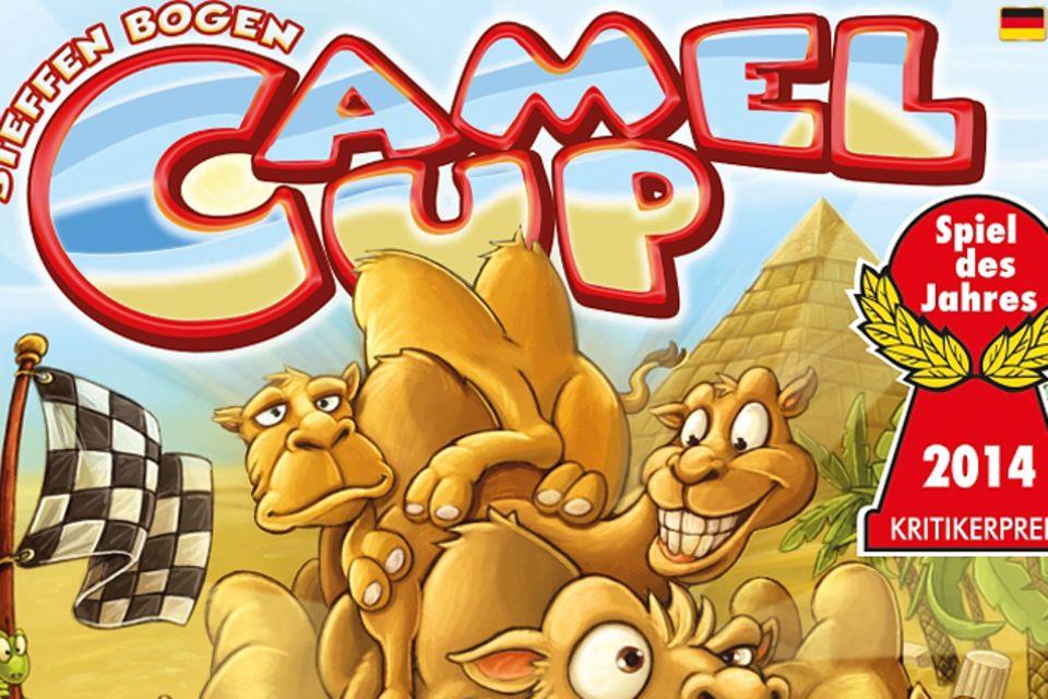 Spieletests: Spieltipp: Camel Up
