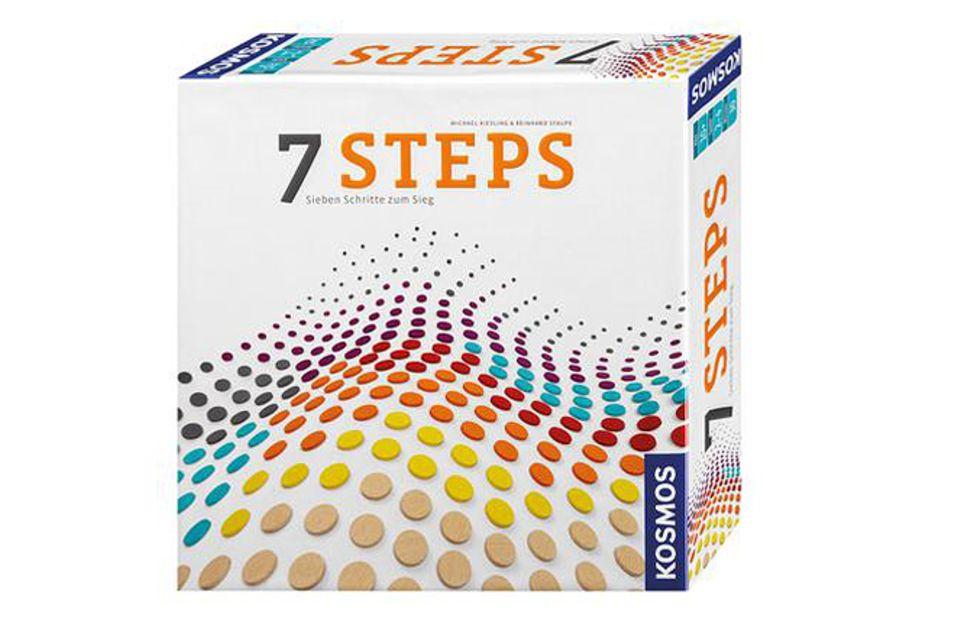 Spieletests: Spieltipp: 7 Steps