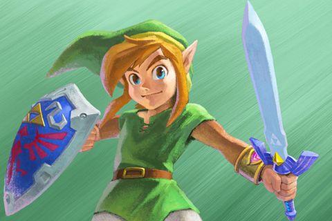 Spieletest: Spieltipp: The Legend of Zelda - A Link Between Worlds