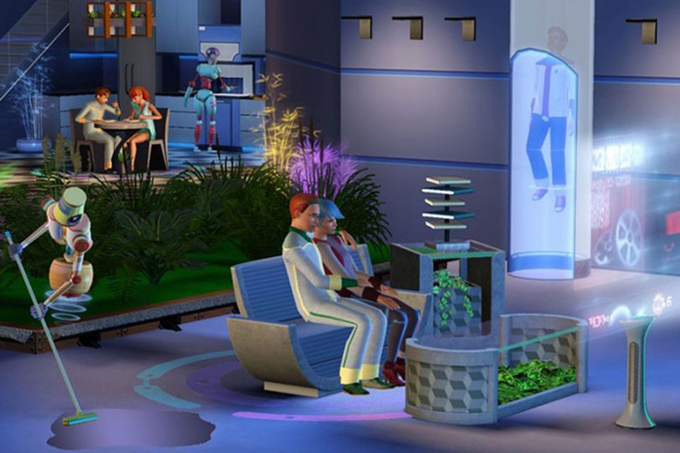 Spieletest: Spieltipp: Die Sims 3 - Into the Future