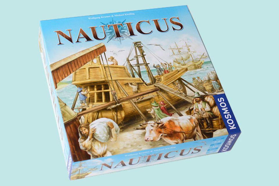 Spieletests: Spieltipp: Nauticus