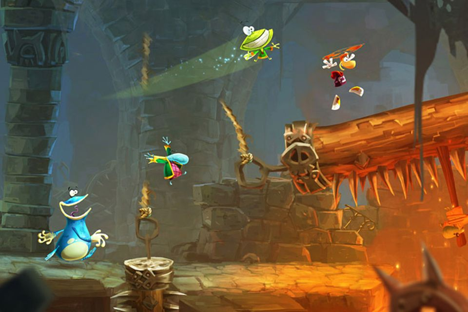 Spieletests: Spieltipp: Rayman Legends