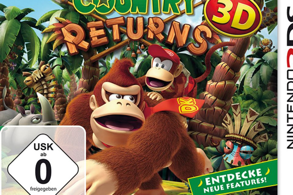 Spieletests: Spieltipp: Dschungel Jump'n'Run