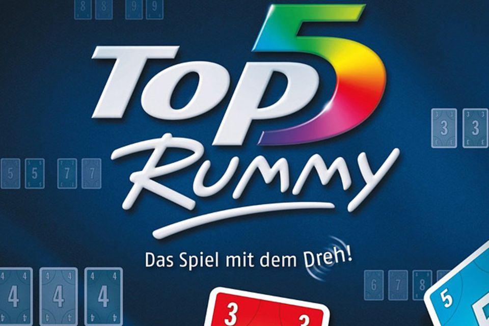 Spieltipp: Top 5 Rummy