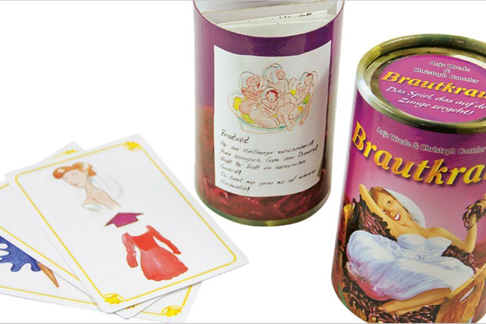Kartenspiel: Spieltipp: Brautkraut