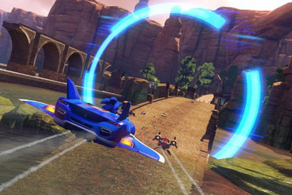 Spieletests: Spieltipp: Sonic All Stars Racing Transformed