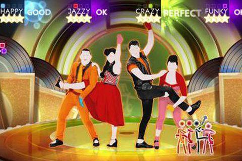 Spieletests: Spieltipp: Just Dance 4