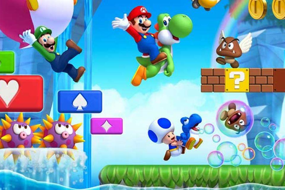 Spieletests: Spieltipp: New Super Mario Bros. U