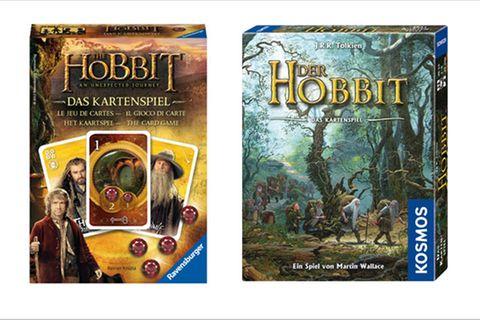 Spieltipp: Der Hobbit - Das Kartenspiel mal zwei