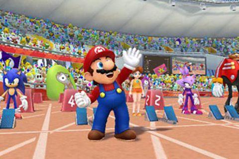 Spieletests: Spieltipp: Mario & Sonic für Olympia