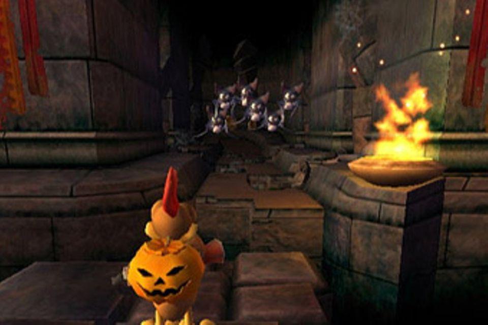 Spieletest: Verrücktes Huhn!