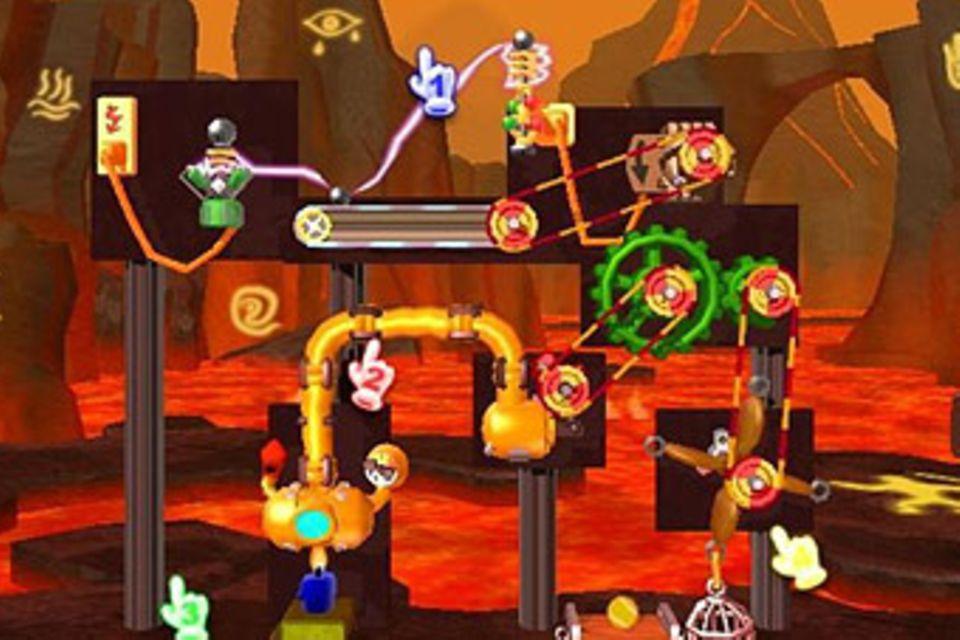 Spieletest: Verrückte Maschinen