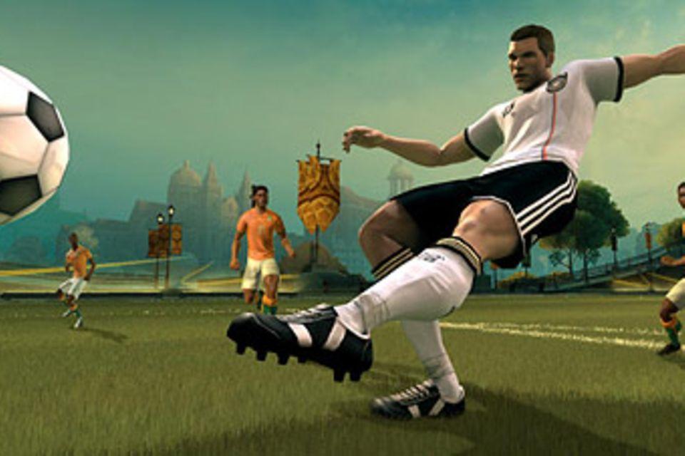 """Spieletest: """"Einfach nur Fußball"""""""