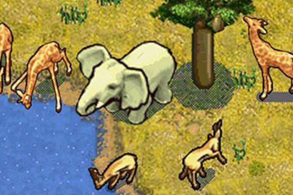 "Spieletest: ""Ab nach Afrika!"""