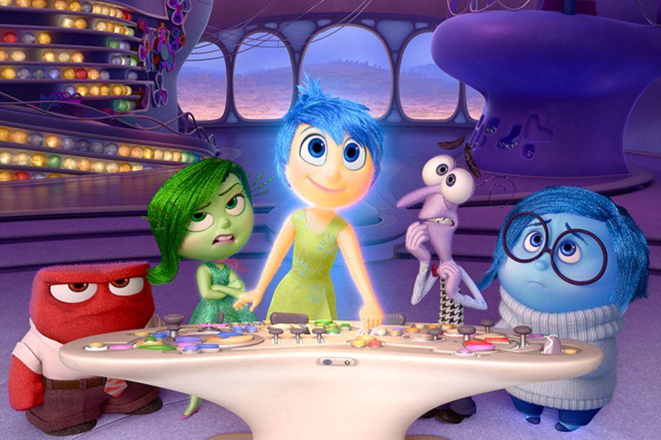 Kino: DVD-Tipp: Alles steht Kopf