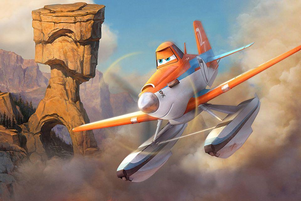 Kino: DVD-Tipp: Planes 2