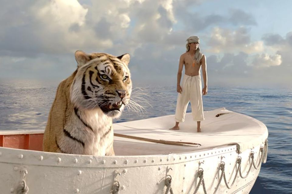 Schiffsbruch mit Tiger: DVD-Tipp: Life of Pi