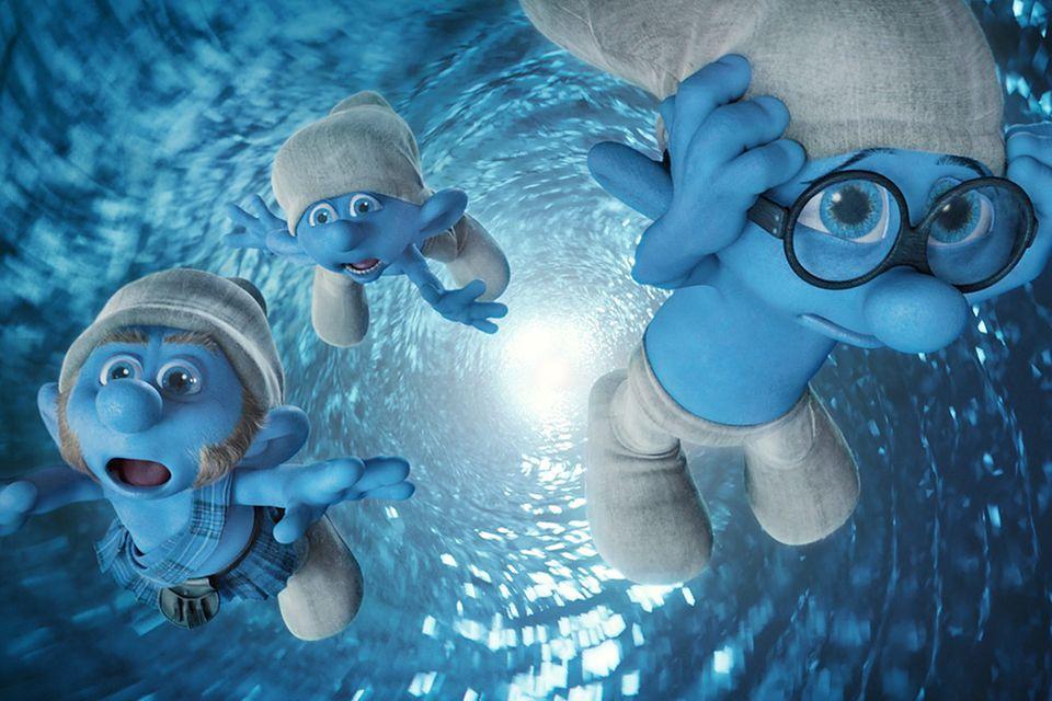 Kinotipp: Die Schlümpfe in 3D