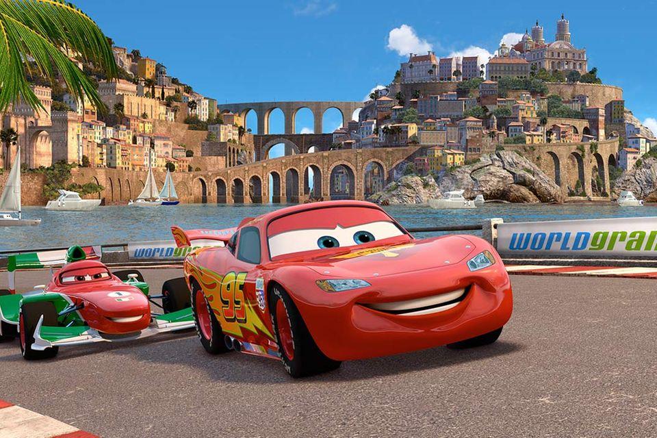 Filmtipp: Cars 2