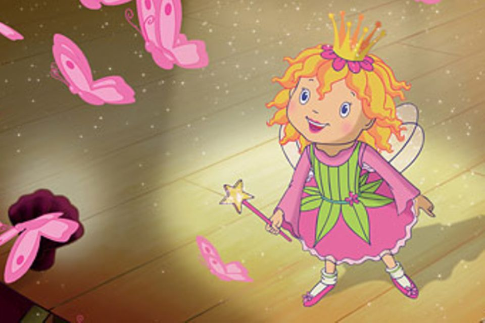 Kinotipp: Prinzessin Lillifee