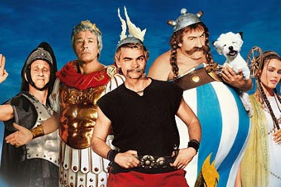 Kinotipp: Asterix bei den Olympischen Spielen