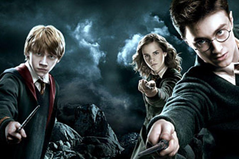 Kinotipp: Harry Potter und der Orden des Phönix