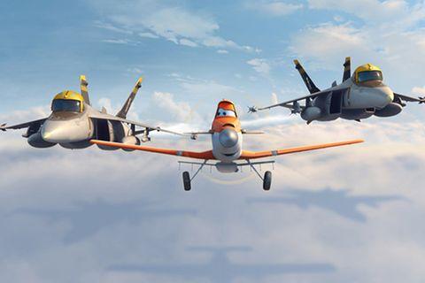 Kino: Kinotipp: Planes