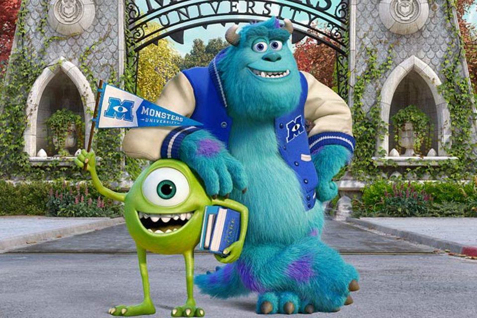Kino: DVD-Tipp: Die Monster Uni